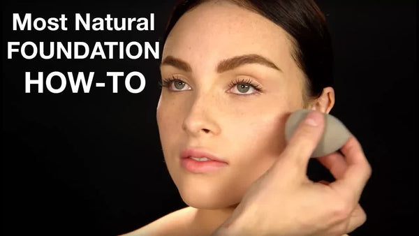 HOW-TO: Foundation How-to by Veil Cosmetics