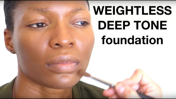 HOW-TO: Natural MakeUP for Deep Skin Tone