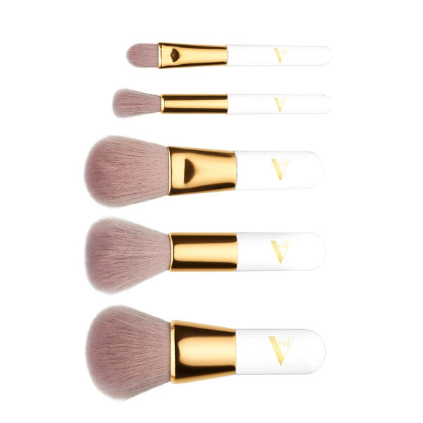 Pro On The Go 5 Piece Brush Set