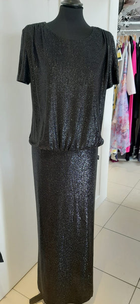 Moschino Black Maxi Dress