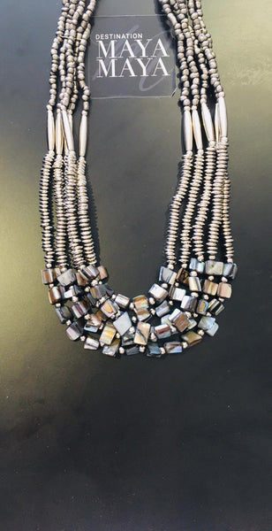 Multi-Bead Necklace