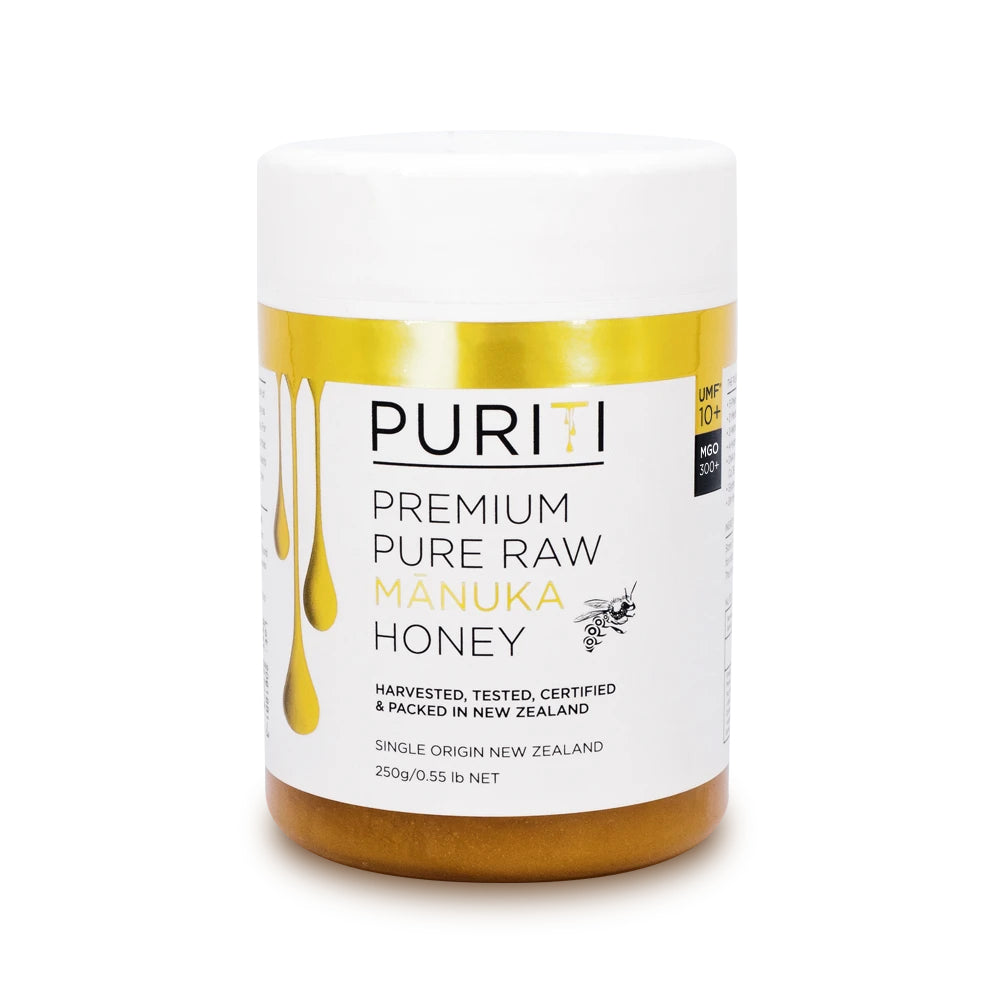 Puriti Manuka Honey UMF 10+ 250g