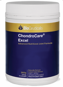 ChondroCare Excel