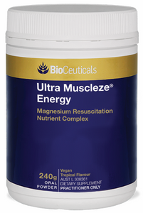 Ultra Muscleze Energy