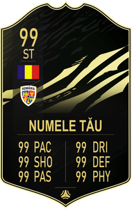 Card Inform Gold F21