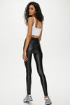 Vegan Leather Legging