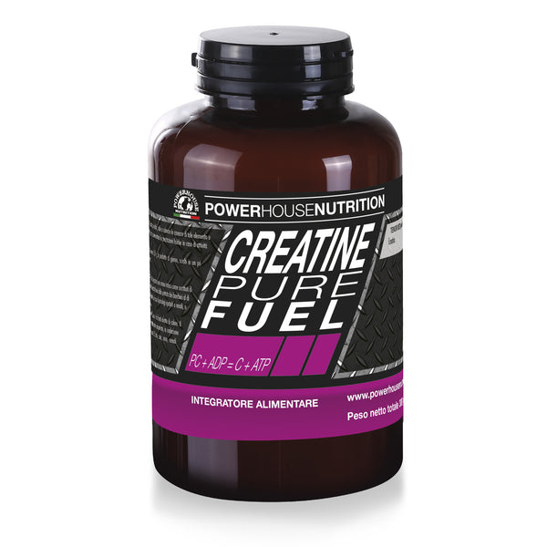 NEW CREATINE FUEL 200cp/300g