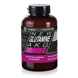 NEW GLUTAMINE AKG-OKG 300cp/300g (glutammina)