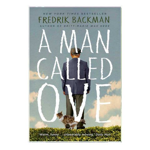 A Man Called Ove (English)