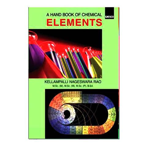 A Hand Book of Chemical Elements (English) - 2014 - Chirukaanuka