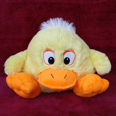 Ball Shape Duck Plush 40 cm - Chirukaanuka