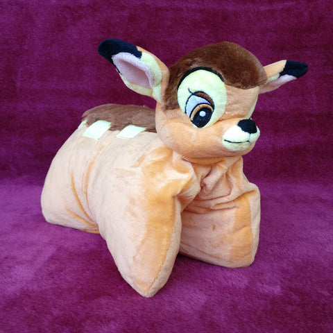Soft Bambi Folding Plush 32 cm - Chirukaanuka