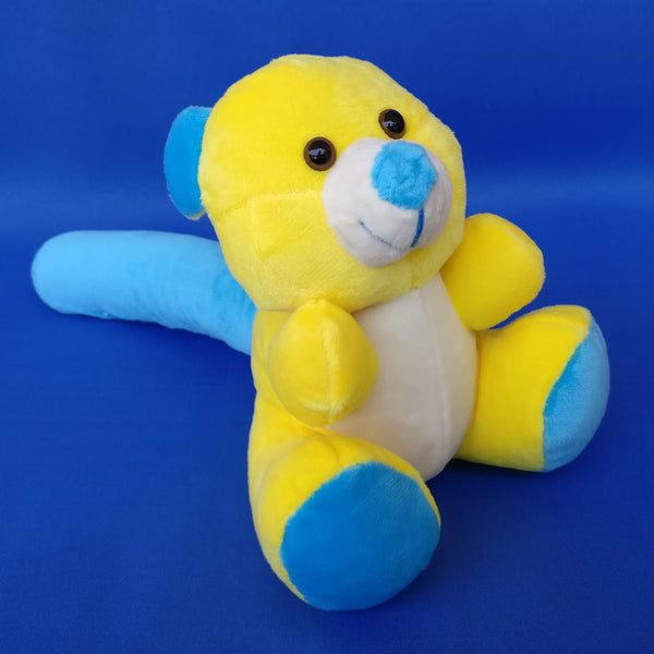 Bear Hammer Plush Toy 16 cm - Chirukaanuka