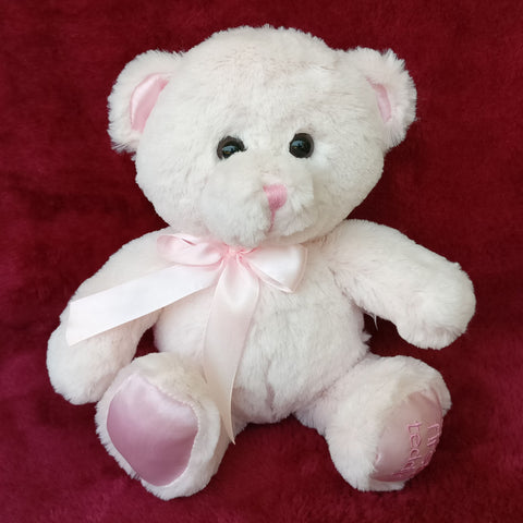 Cute Innocent Teddy Bear 25 cm - Chirukaanuka