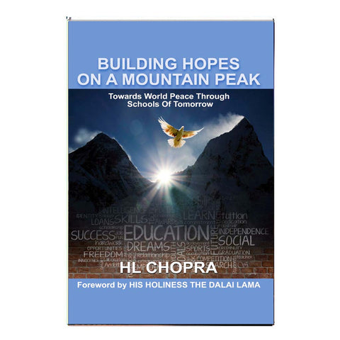 Building Hopes On A Mountain Peak (English)