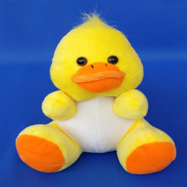 Duck Hammer Plush Toy 16 cm - Chirukaanuka