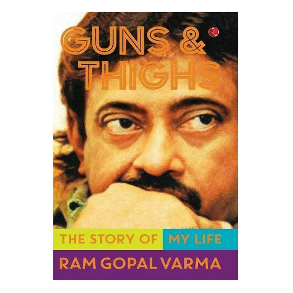 Guns and Thighs : The Story of My Life (English) Hardcover - 2015 - Chirukaanuka