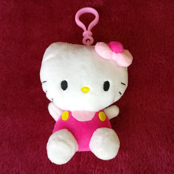 Hello Kitty Plush Keychain 11 cm - Chirukaanuka