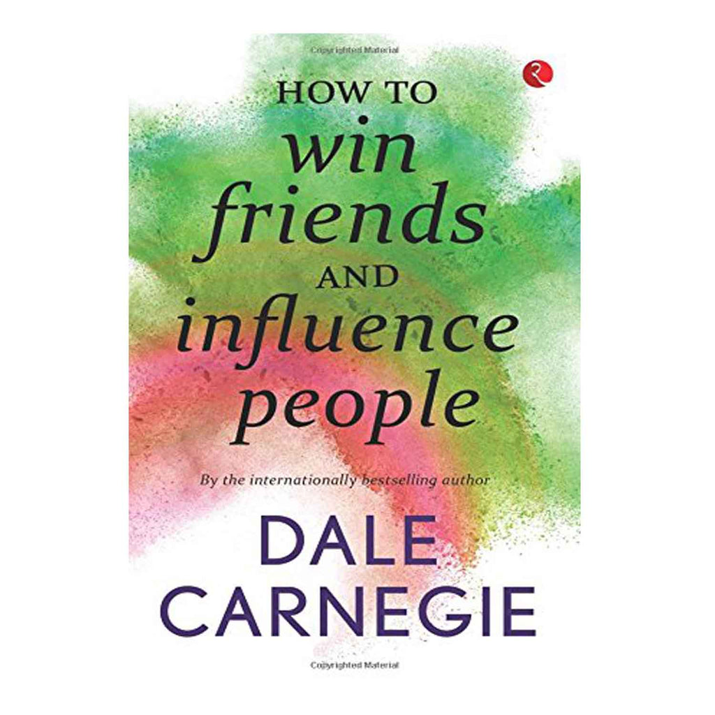 How to Win Friends and Influence People (English) Paperback - 2016 - Chirukaanuka