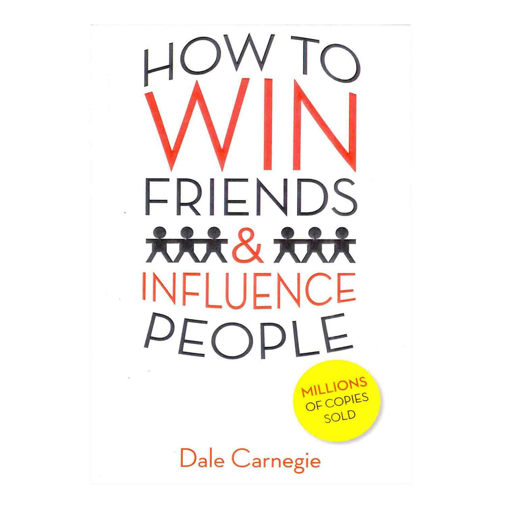 How to Win Friends and Influence People Paperback - 2016 - Chirukaanuka