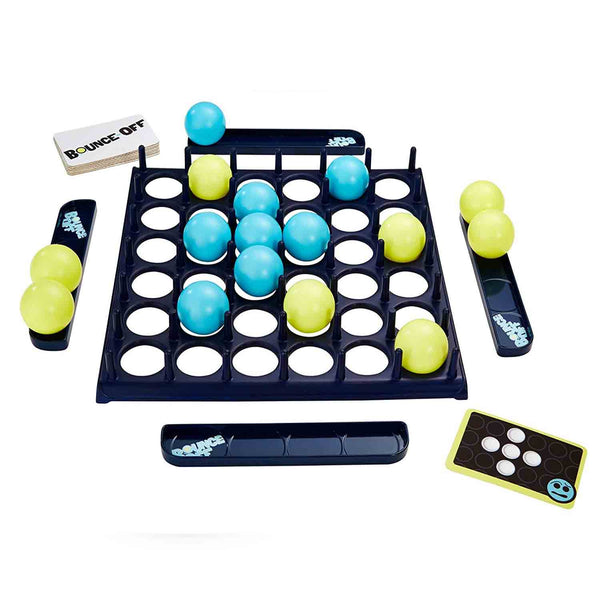 Bounce Off Game - Multi Color - Chirukaanuka