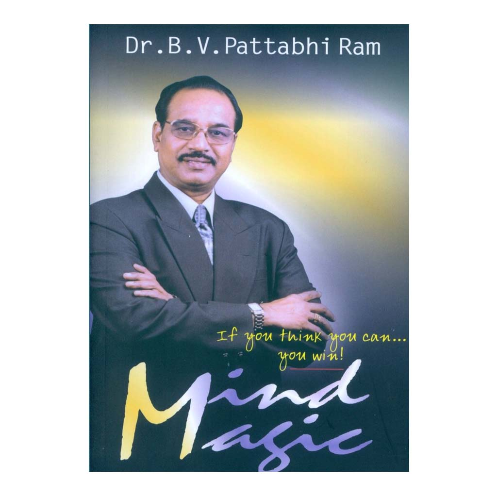 Mind Magic By BV Pattabhi Ram (English) Paperback - 2005 - Chirukaanuka