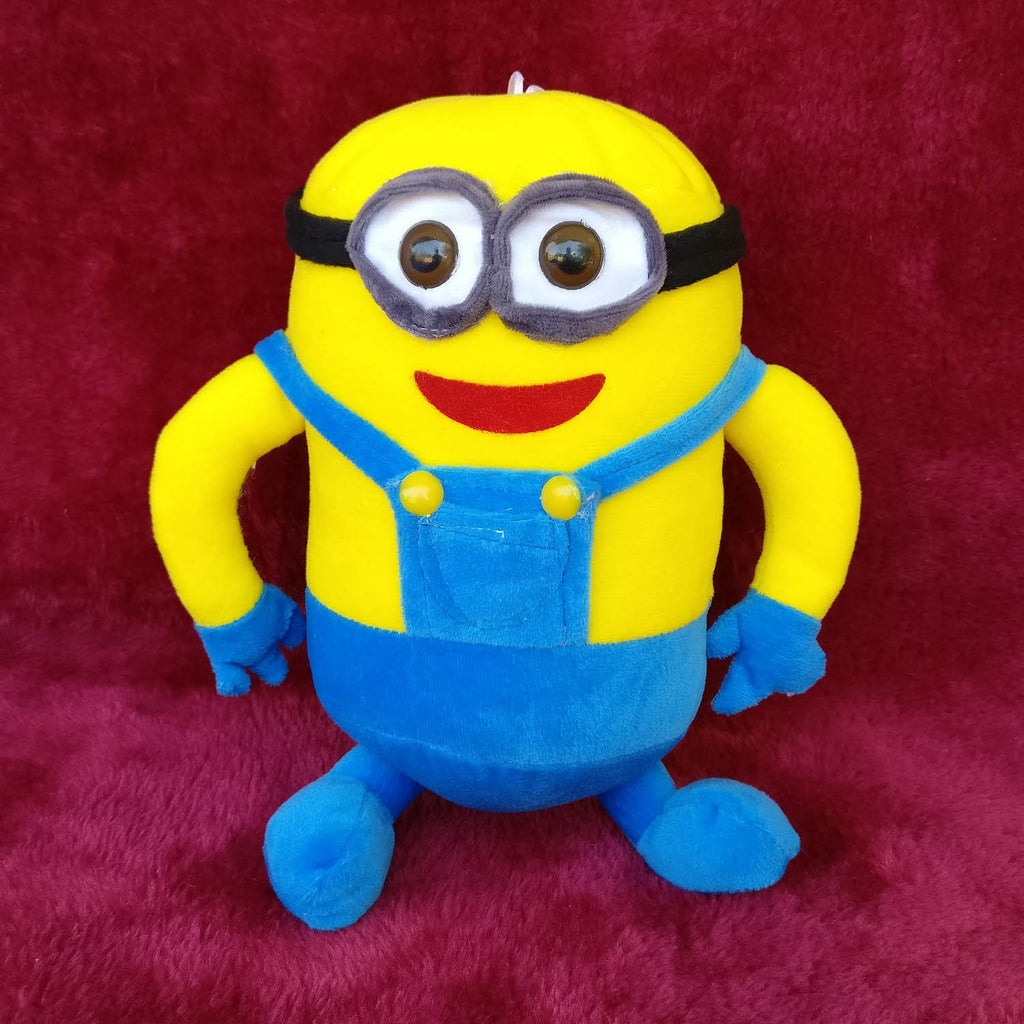 Minion Small Soft Toy 11 Inch - Chirukaanuka