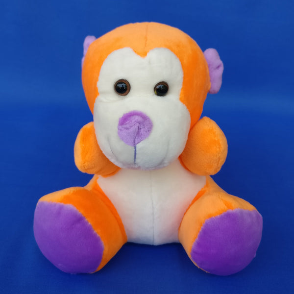 Monkey Hammer Plush Toy 16 cm - Chirukaanuka