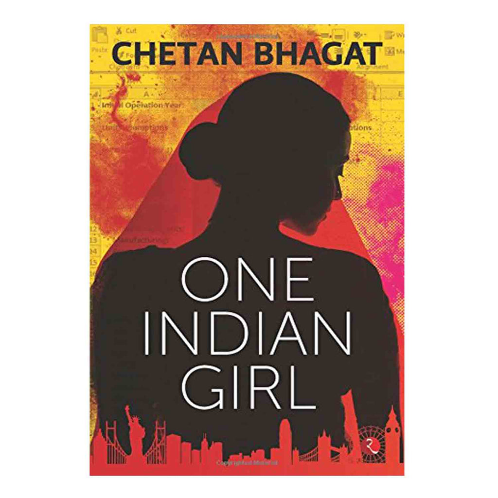 One Indian Girl (English) Paperback - 2016 - Chirukaanuka