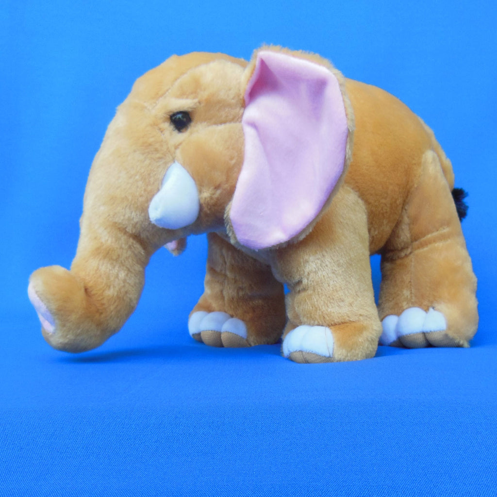 Soft Elephant Plush Toy 20 cm - Chirukaanuka