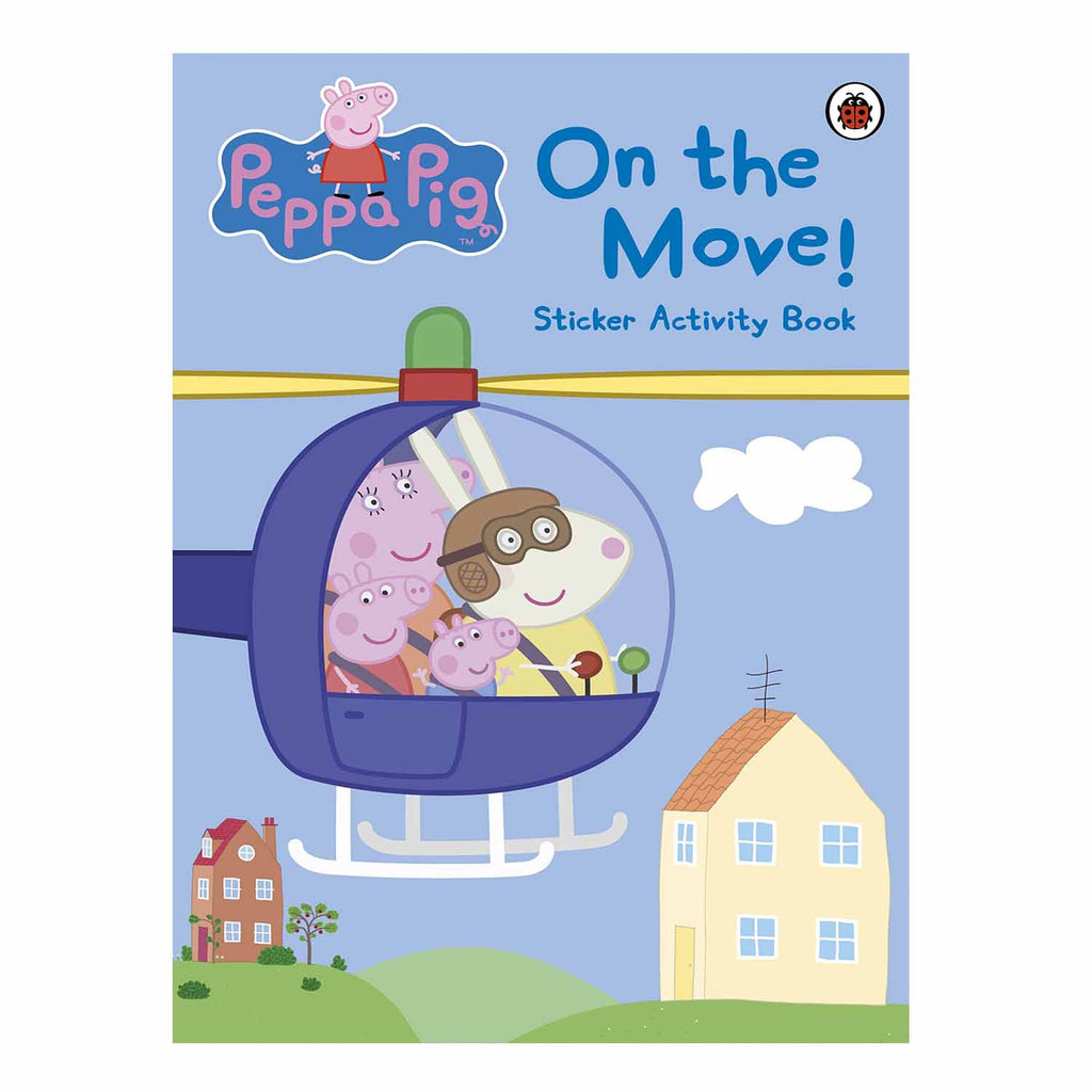 Peppa Pig: On the Move! Paperback - 2013 - Chirukaanuka