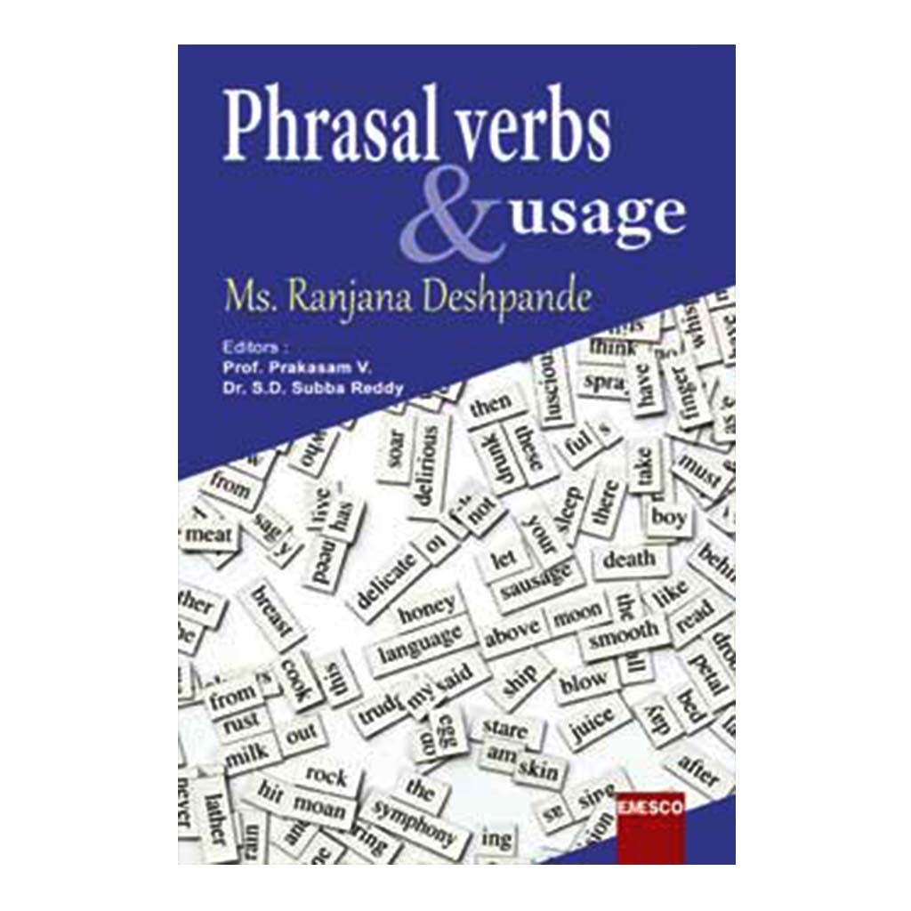 Phrasal Verbs & Usage (English) - 2016 - Chirukaanuka