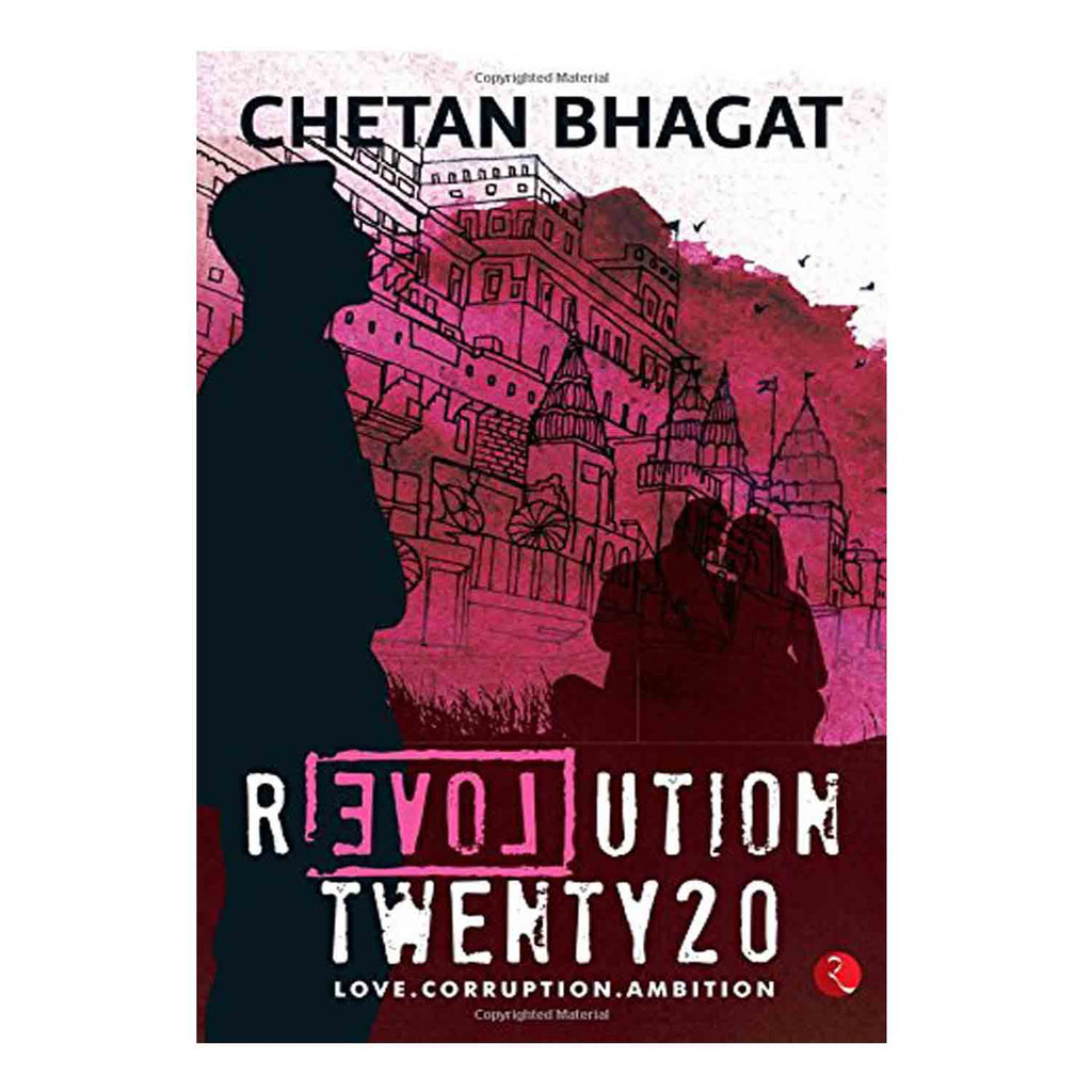 Revolution Twenty20: Love. Corruption. Ambition (English) Paperback - 2014 - Chirukaanuka