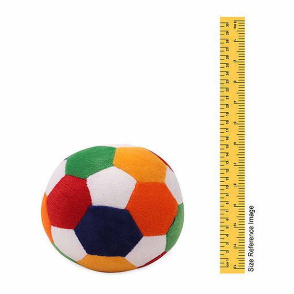 Small Soft Ball Multicolour 41 cm - Chirukaanuka
