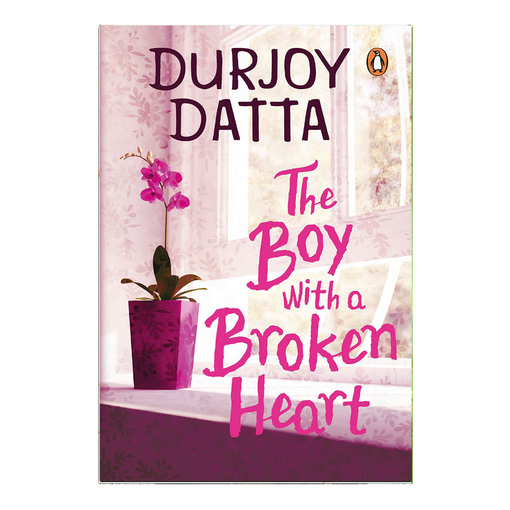 The Boy With The Broken Heart (English)