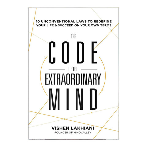 The Code Of The Extraordinary Mind (English)