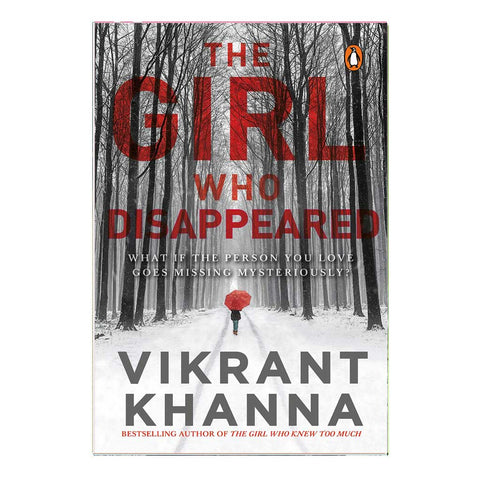 The Girl Who Disappered (English)