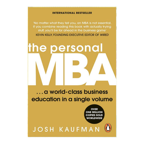 The Personal MBA (English)