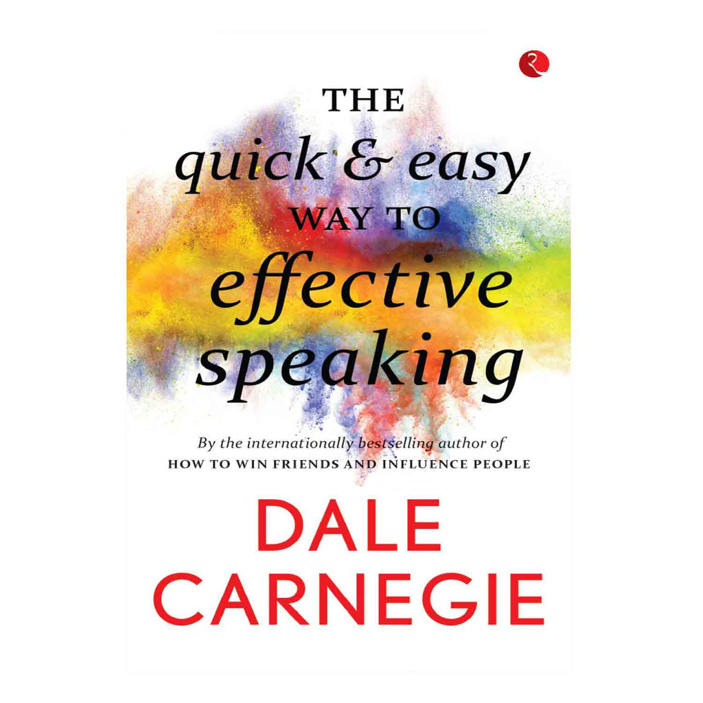 The Quick and Easy Way to Effective Speaking (English) Paperback- 2016 - Chirukaanuka