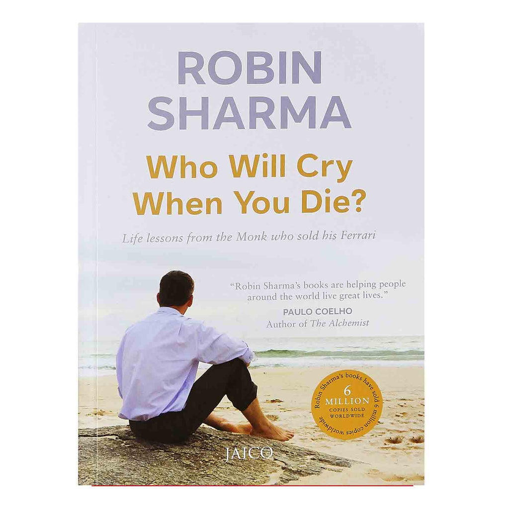 Who Will Cry When You Die? (English) Paperback - 2006 - Chirukaanuka