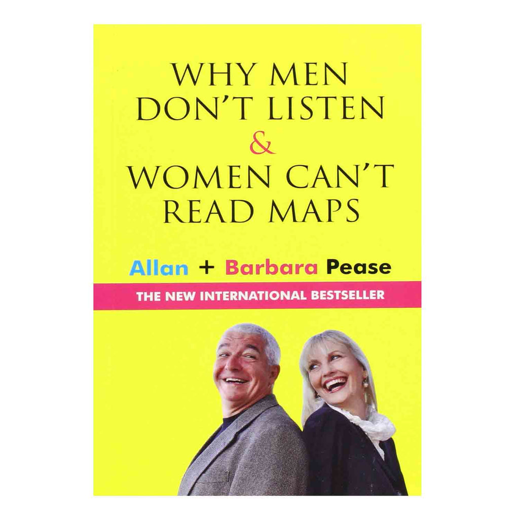 Why Men Don'T Listen and Women Can'T Read Maps (English) Paperback - 2001 - Chirukaanuka