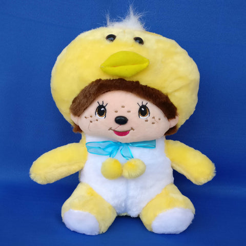 Yellow Chick Plush Toy 12 Inch - Chirukaanuka