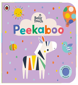 Baby Touch: Peekaboo Board Book - 2009
