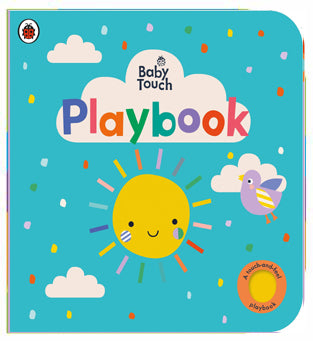 Baby Touch: Playbook Board Book - 2009