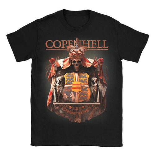Copenhell: COAT OF ARMS (Male tee)
