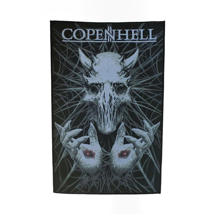 Copenhell: Demon back patch
