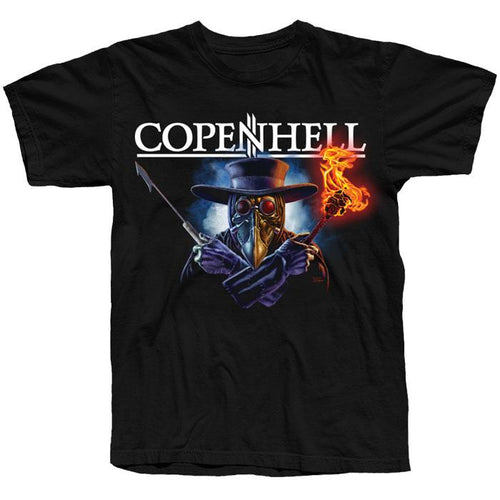 Copenhell: Plauge Doctor male tee