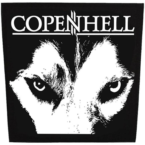 Copenhell: Wolf back patch
