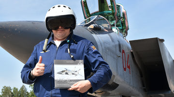 Duke Hawkins' MiG-31 Foxhound book