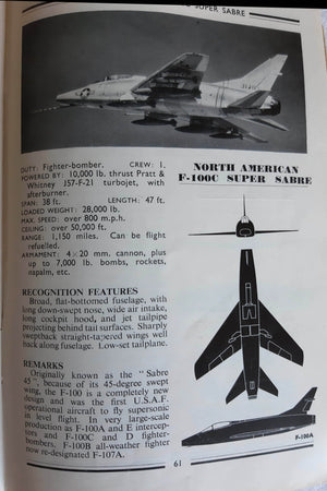 U.S. & CANADIAN Military Aircraft 3/6